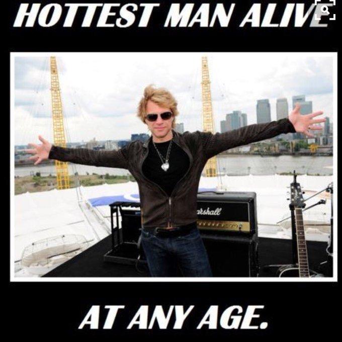 Happy Birthday to Jon Bon Jovi !