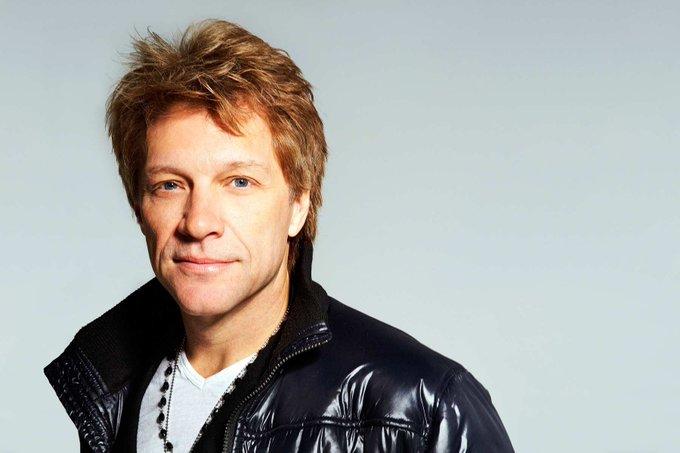Hoje é aniversário do Jon Bon Jovi! Viva! Happy Bday