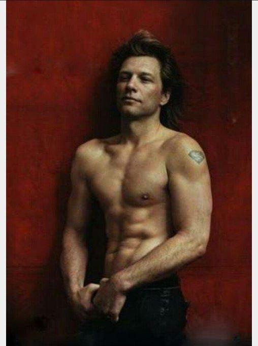 Happy birthday my love! Jon Bon Jovi