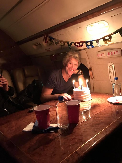 Happy Birthday Jon Bon Jovi!