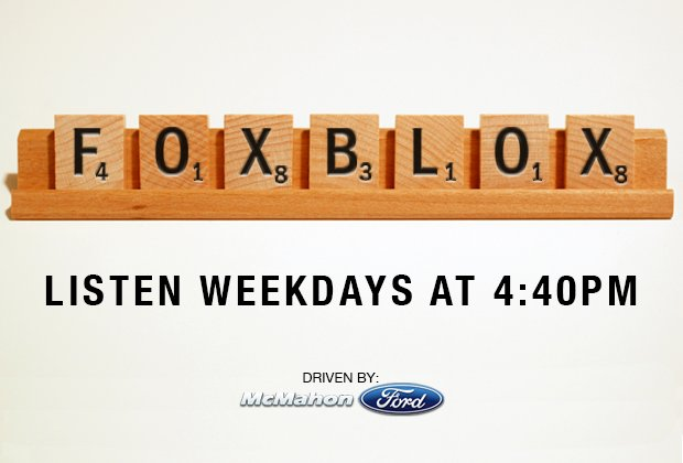 McMahon Ford FOX BLOX: Happy Birthday
