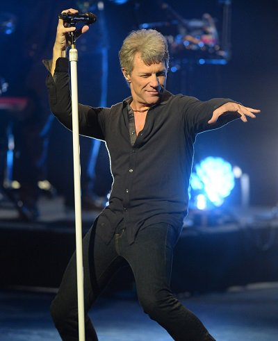 Happy birthday to Jon Bon Jovi.