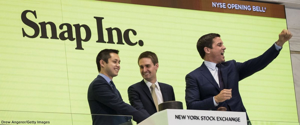 Silicon Valley high school could make millions on Snap public offering.