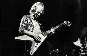 Happy Birthday Andy Powell Wishbone Ash