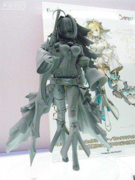 『Fate/GO』ネロ(ブライド)、『#蒼の彼方のフォーリズム』有坂真白などを展示!【#ワンフェス2017冬 速報レポー