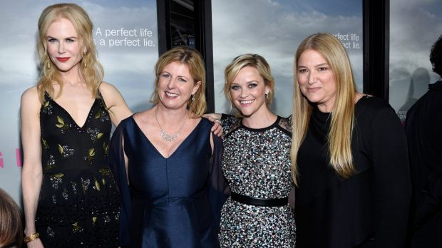 Big Little Lies author urges readers to give Nicole Kidman TV series a chance