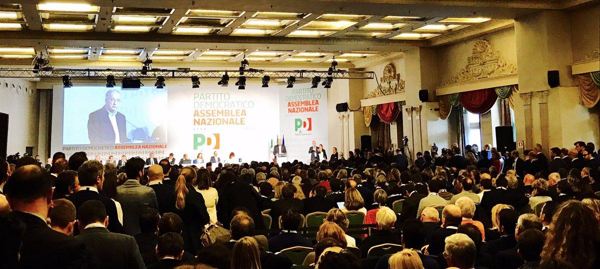#assembleaPD: #assemblea PD