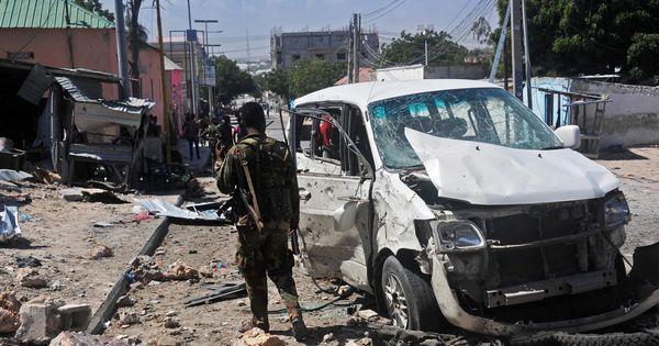 En Somalie, plusieurs morts dans l'explosion d'une voiture piégée https://t.co/aLBJE9aRY6