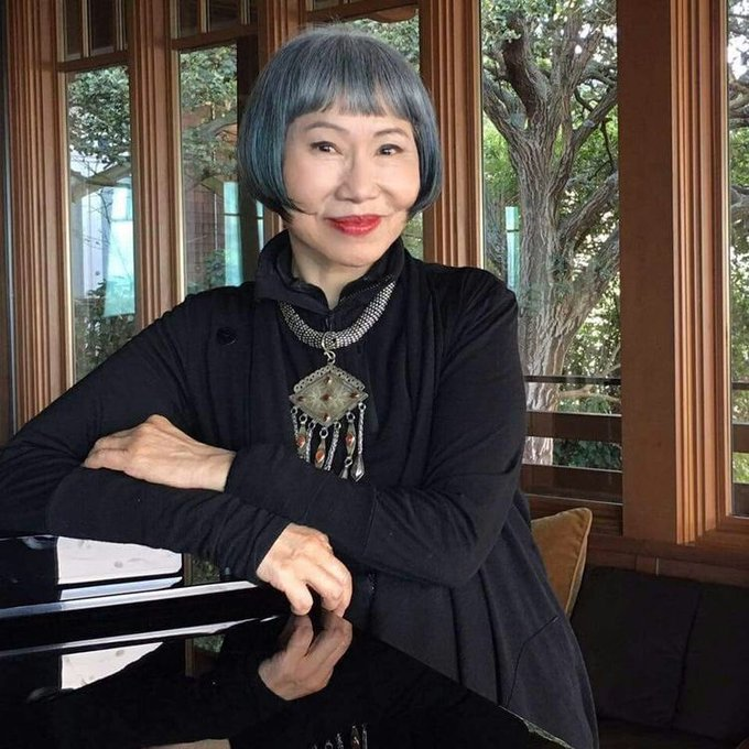 Happy Birthday Amy Tan!