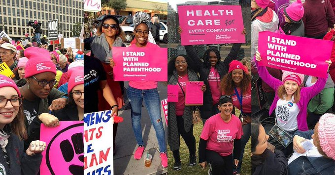 This is the last time Congress is home before they launch attacks on our health & rights. Show up:  https://t.co/50RWm3hLeD#IStandWithPP