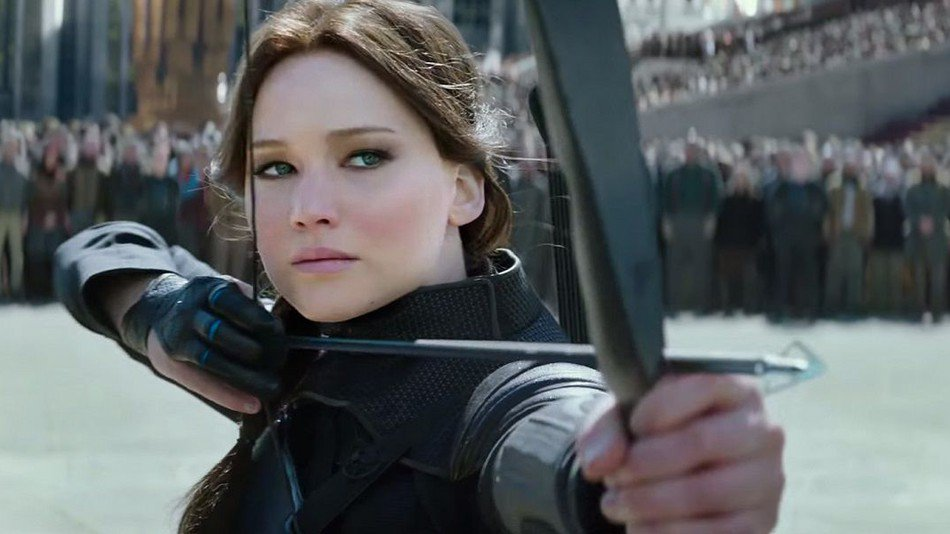Dystopian fun! U.S. agency maps 'Hunger Games' districts against real states