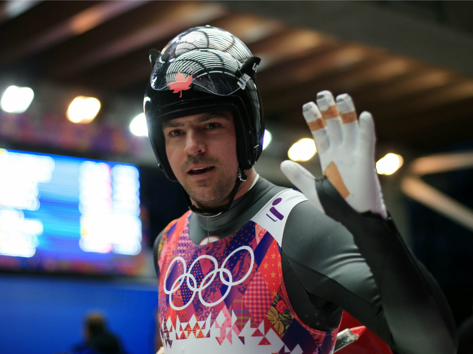 Veteran Olympian Sam Edney makes Canadian luge history with World Cup medal in Pyeongchang