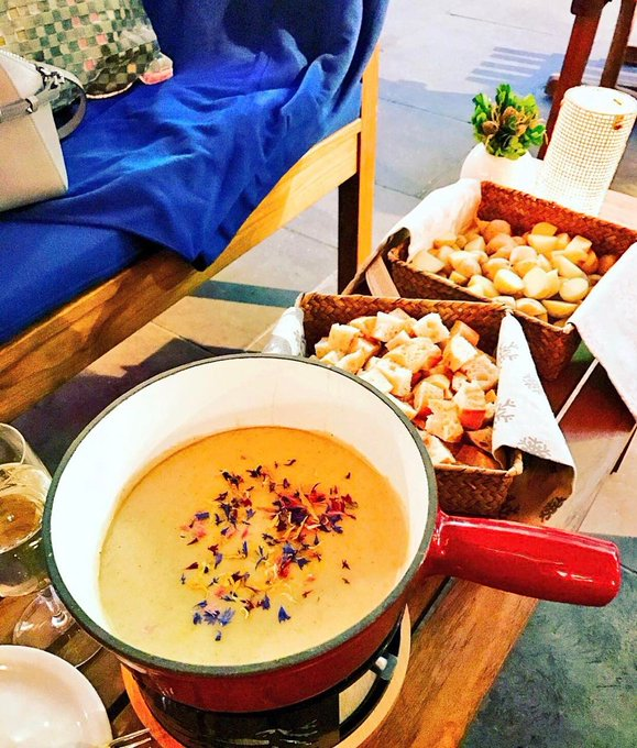 Thanks for the blogpost  @the_foodiediaries  Thrilled you enjoyed the fondue feast! https://t.co/5h0lDCwQKX