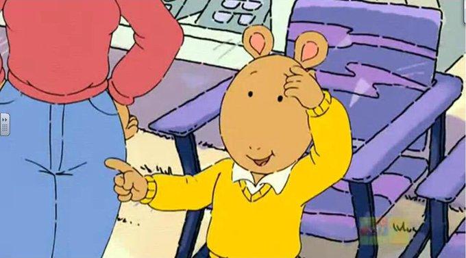 John Legend look like Arthur lowkey