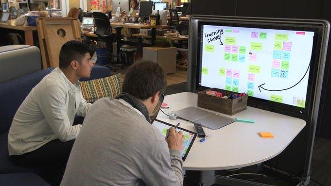 @FastCoDesign: How @IBM and @Disney brainstorm in the cloud https://t.co/yiUKx8C7uW (from 2016) https://t.co/4GJfrYihgK