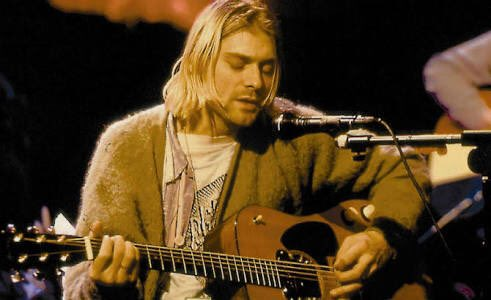 Happy Birthday Kurt Cobain!