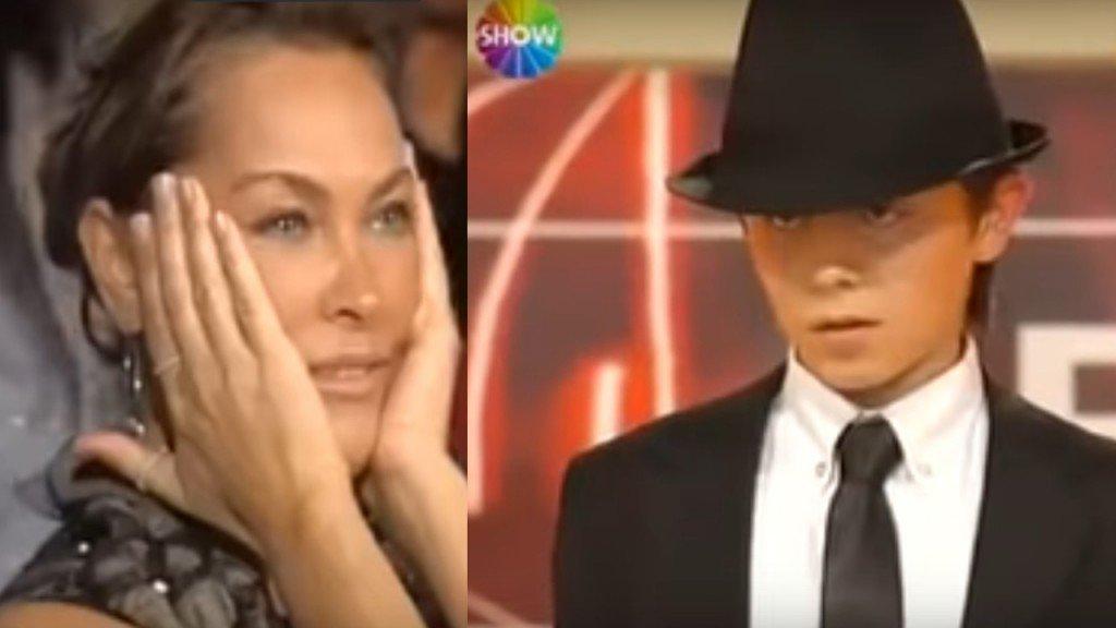 審査員もメロメロに…12歳の男の子が踊る「マイケルダンス」がイケメンすぎる! ⇒