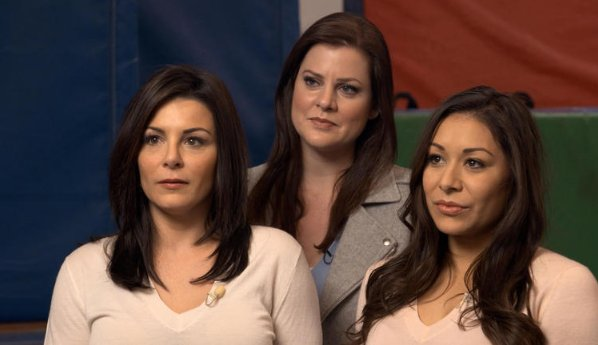 Former Team USA gymnasts describe doctor's alleged sexual abuse