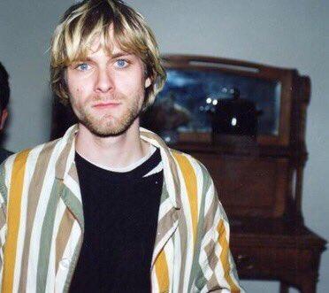 #KurtCobain: Kurt Cobain