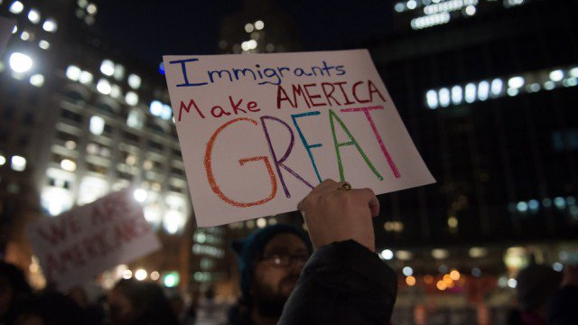 More than 100 employees fired for participating in 'Day Without Immigrants' strike