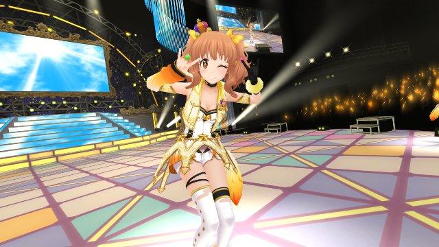 【PSVR】『デレVR』、3月9日に追加DLC楽曲「Orange Sapphire」を配信決定 新登場アイドルは諸星きら