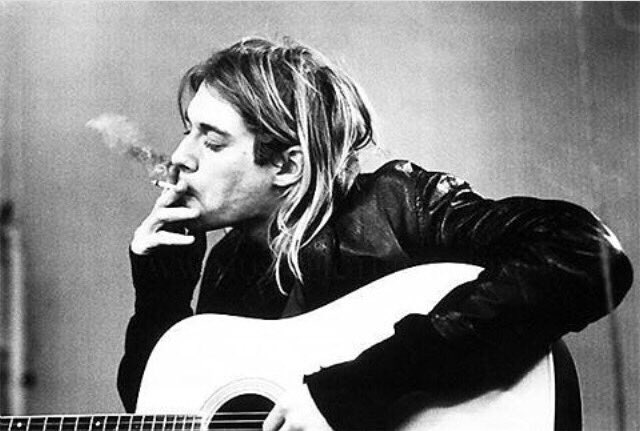 Happy 50th Birthday Kurt Cobain !