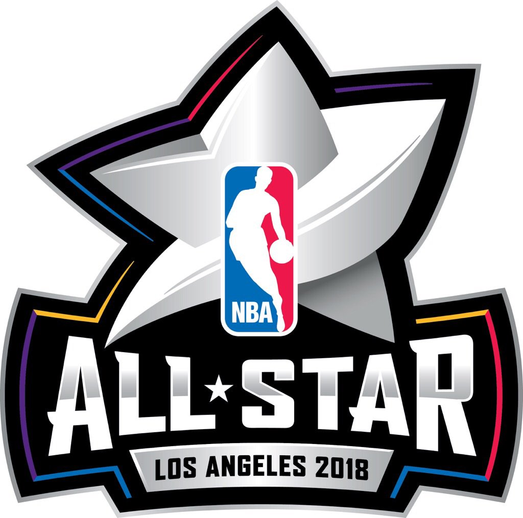 We're going back to Cali... check out the #NBAAllStar logo for 2018 in Los Angeles! https://t.co/8eoecBjvqM