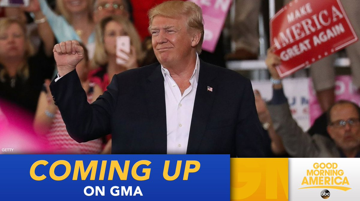 ON @GMA: Trump's remarks about Sweden create debate and confusion: