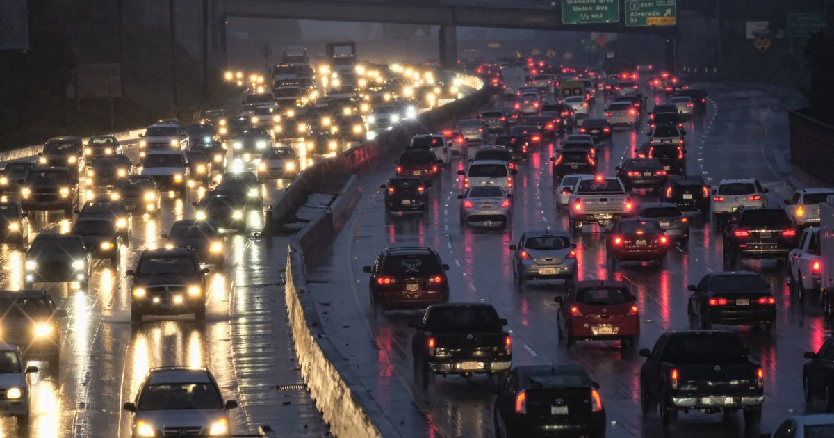 Los Angeles, New York and San Francisco are most congested U.S. cities