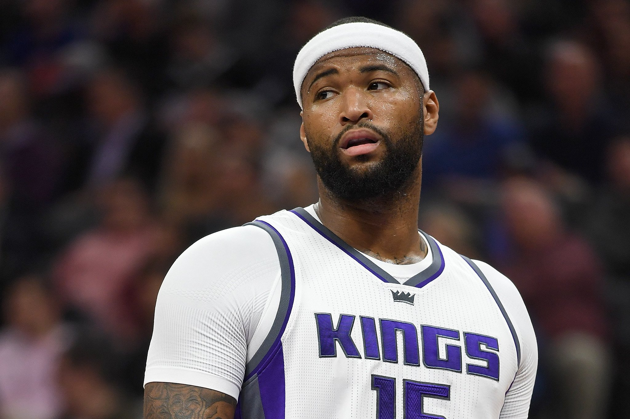 Cancel your flight Boogie, you're staying in New Orleans  Full Trade Details: https://t.co/GdqaMCkYXw https://t.co/5Lkbt6WVYF