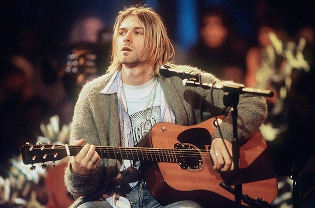 Kurt Cobain would have been 50 today. Happy birthday legend!