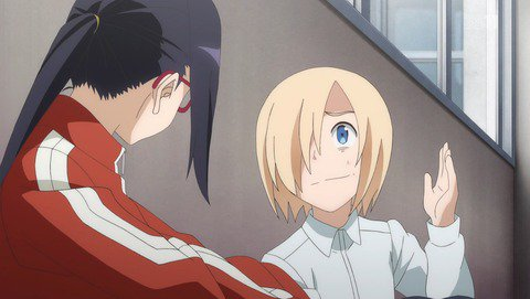 【亜人ちゃんは語りたい】第7話 感想 クルツくんは隠せない:あにこ便 #demichan