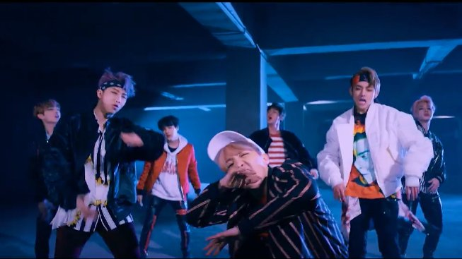 WATCH @BTS_twt drops rousing #NotToday music video!