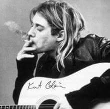 Kurt Cobain would have been 50 years old today...happy birthday Kurt, the world misses you