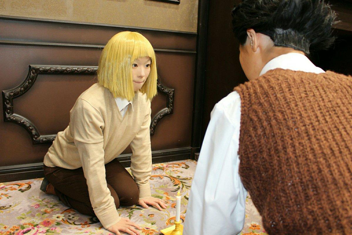"【cosplay】""じゃあやってよ!""91Days ルーチェ / コルテオ"