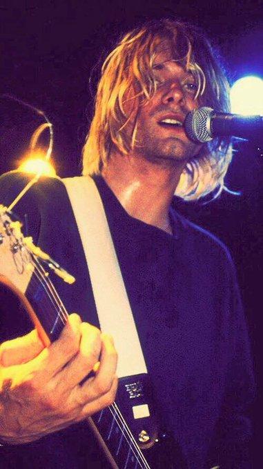 Happy Birthday Kurt Cobain :)