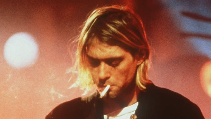 Happy birthday to the legend himself, Kurt Cobain!