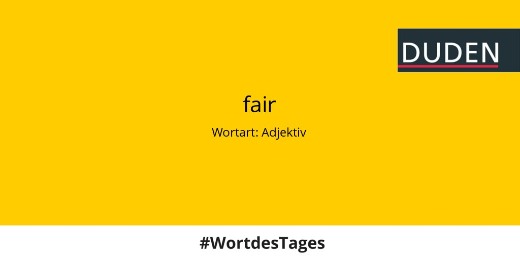 #WortdesTages  https://t.co/yQdbsGUv9H https://t.co/wTwhfMKAvK