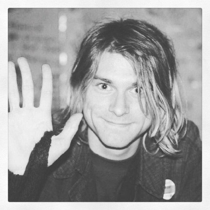 Happy Birthday Kurt Cobain ! 50 ans aujourd\hui...