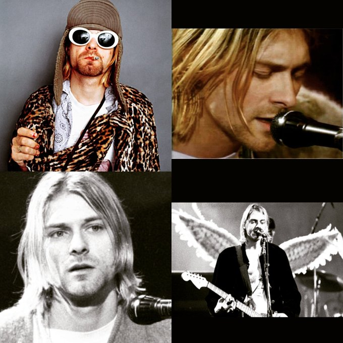Happy 50th birthday to my hero, Kurt Cobain. You\re missed everyday. Rest in peace <3