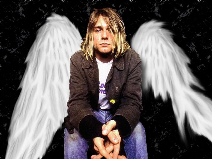 Happy Birthday to KUCOBAIN who would have been 50 years old