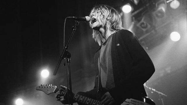 Happy birthday Kurt Cobain.