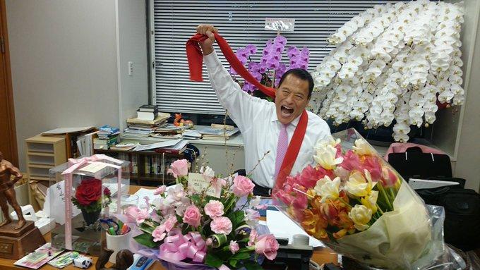 皆様から お祝いのメッセージ有り難うございました。74歳の歳に引っかけて 何もなし!のパーティーです。