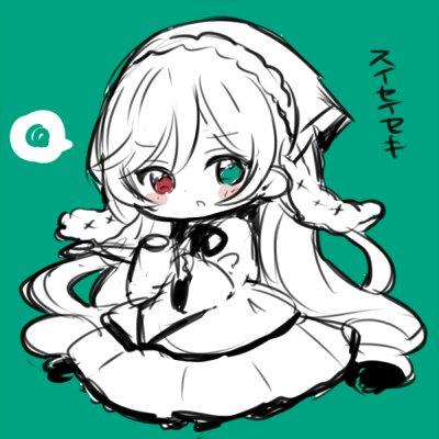 > ローゼンの翠星石お願いします...  #odaibako