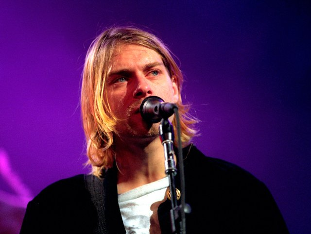 Today would be the 50th anniversary of the birth of kurt cobain. Happy Birthday