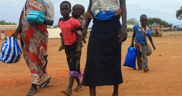 La famine sévit dans plusieurs régions du Soudan du Sud https://t.co/GmHiHrrERg