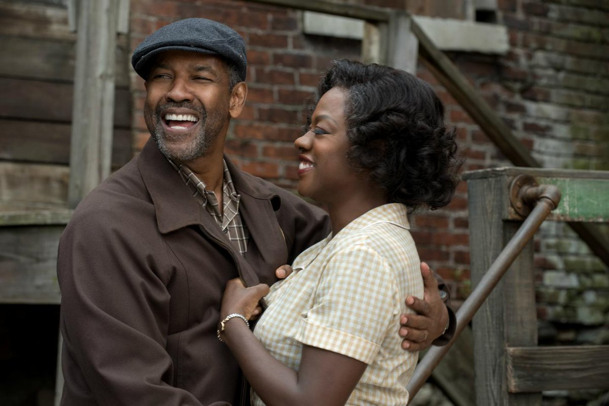 """August Wilson's widow talks his legacy, """"Fences"""" and the Oscars"""