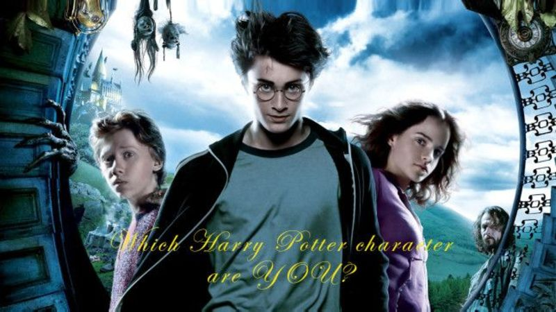 QUIZ: Which Harry Potter character are