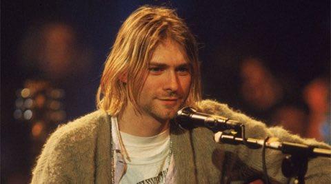 Happy 50th birthday to my biggest musical influence - Kurt Cobain