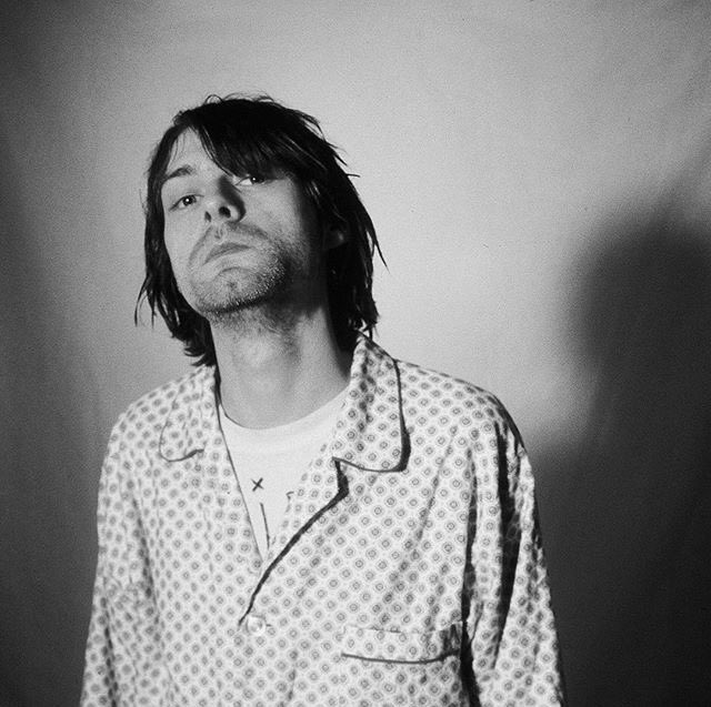 Happy birthday Kurt cobain ! all the world we love u so much !! I miss u